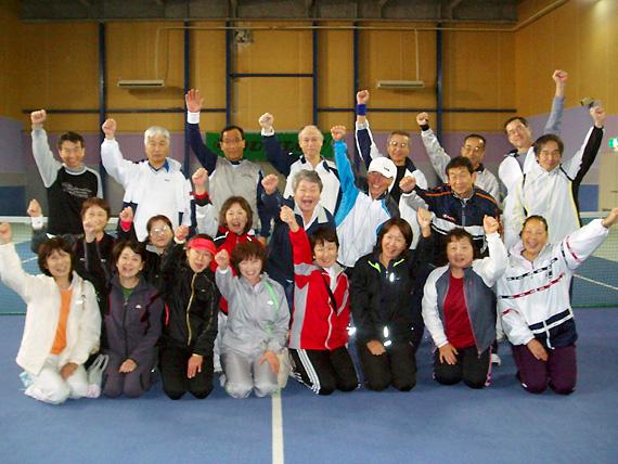 2009年12月13日シニア交流大会