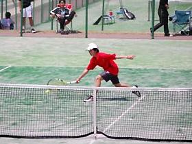 平成21年度全日本ジュニアテニス選手権大会 新潟県予選大会